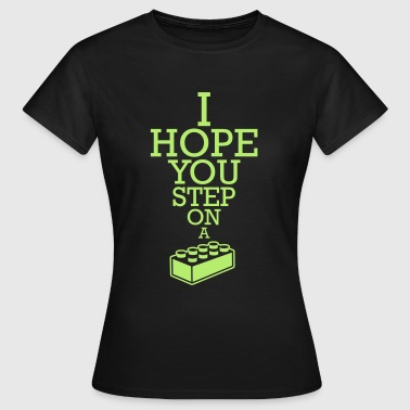 Blocko - Step on it - Vrouwen T-shirt