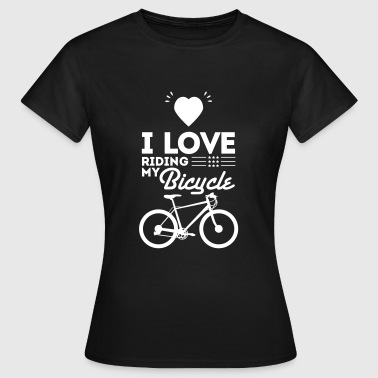 BICYCLE - T-shirt Femme