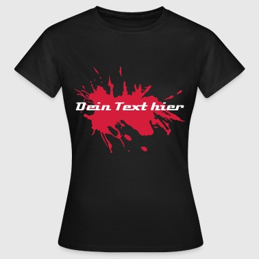 splash - Women's T-Shirt