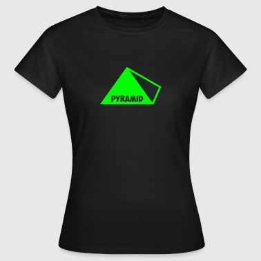 Pyramid - Frauen T-Shirt