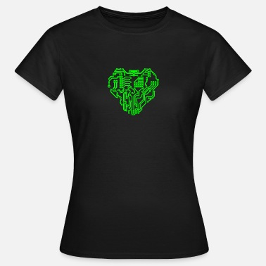 Circuit Geek - Women's T-Shirt