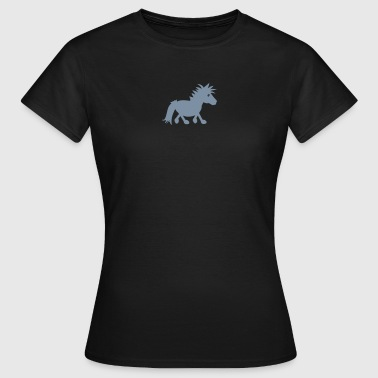 pony_2 - Frauen T-Shirt