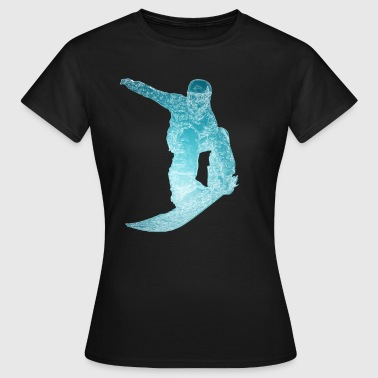 Ice of snowboarder T-Shirts - Women's T-Shirt