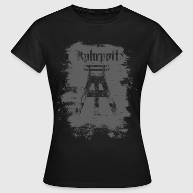 Pottshirt2.png - Frauen T-Shirt