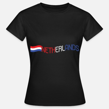 Ich Bin Holländer Holland - Frauen T-Shirt