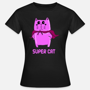 Super Cat Super cat super - cat - Women's T-Shirt