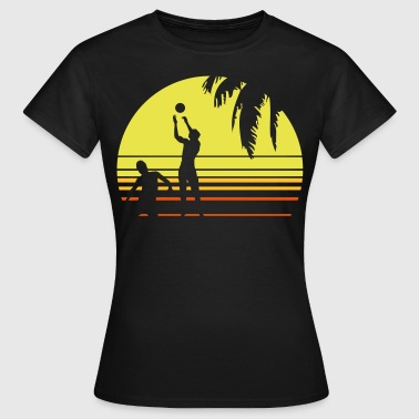 Beach Volley BEACH VOLLEY PALME - T-shirt Femme