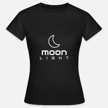 Nightspot moon - Women's T-Shirt