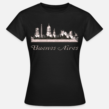 Buenos Aires Buenos aires - Camiseta mujer
