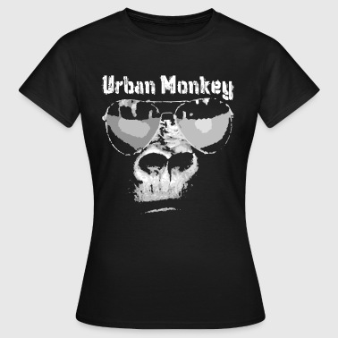 urban monkey - Frauen T-Shirt