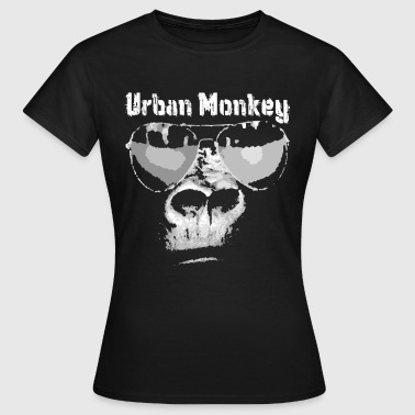 urban monkey - Women's T-Shirt