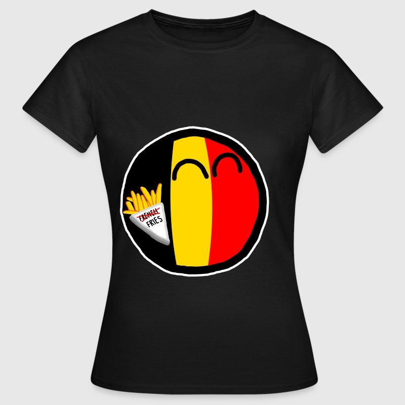 Belgiumball - Women's T-Shirt
