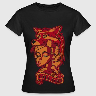 New Tatuaje Wild Child Tattoo / Tatuaje Earthy - Camiseta mujer