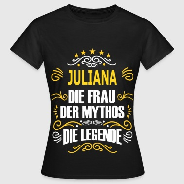 JULIANA - Frauen T-Shirt