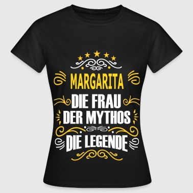 MARGARITA - Frauen T-Shirt