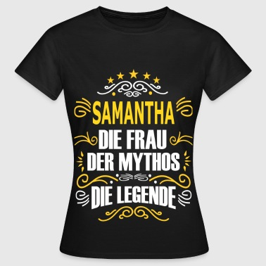 SAMANTHA - Frauen T-Shirt