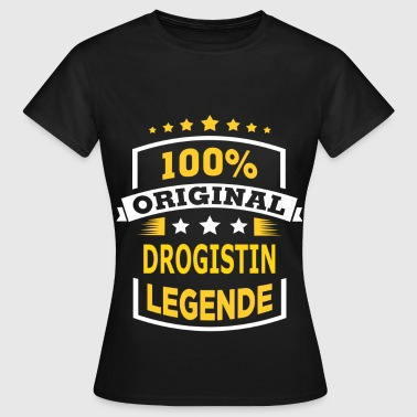 DROGISTIN - Frauen T-Shirt