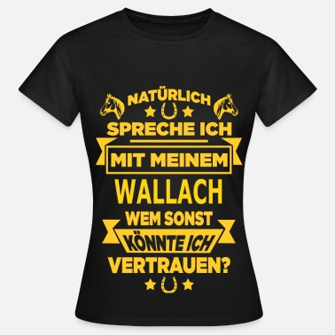 Wallach WALLACH - Frauen T-Shirt