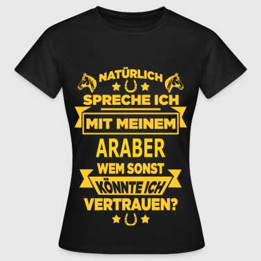 ARABER - Frauen T-Shirt