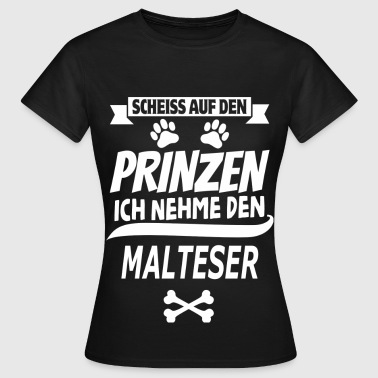 MALTESER - Frauen T-Shirt