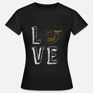 Performance Engineer Car engine gift idea - Women's T-Shirt