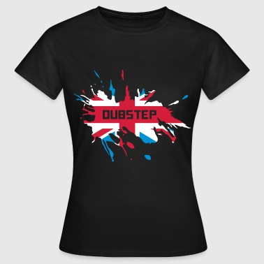 dubstep graffiti uk - Women's T-Shirt