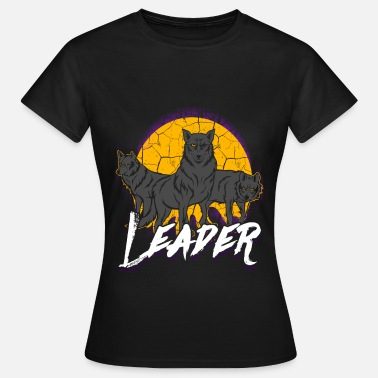 Pack Animals Wolf Pack Pack Leader Pack Wolf Gift - Women's T-Shirt