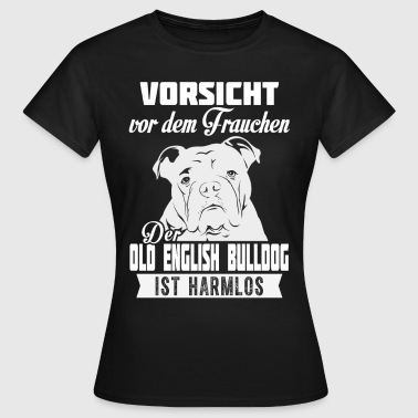 OLD ENGLISH BULLDOG - Frauen T-Shirt