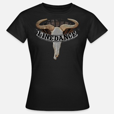 kl_linedance34b - Women's T-Shirt