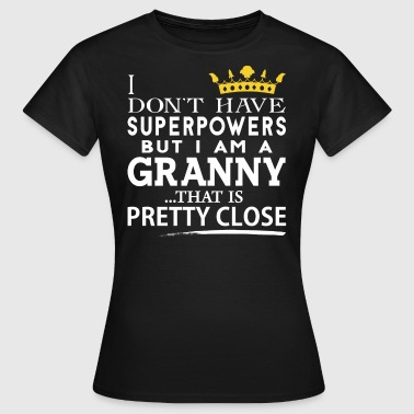 SUPER GRANNY! - Women's T-Shirt