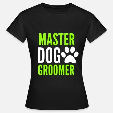 Groom groomer - T-skjorte for kvinner