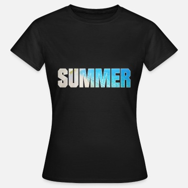 Summer Design Summer design - Women's T-Shirt