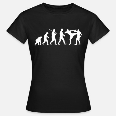 Thai Evolution: Muay Thai/Kick Boxing - Women's T-Shirt