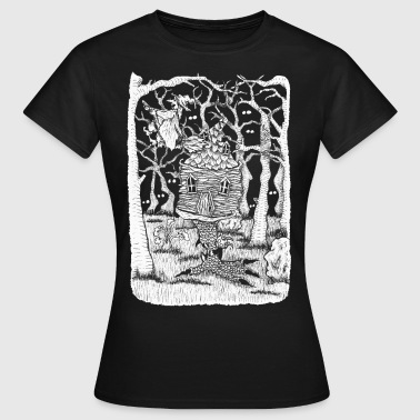 Witch - Women's T-Shirt