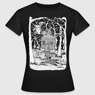 Witch - Camiseta mujer