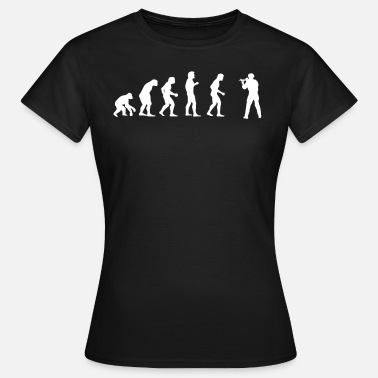 Soldier Human EVOLUTION SOLDIER - Women's T-Shirt