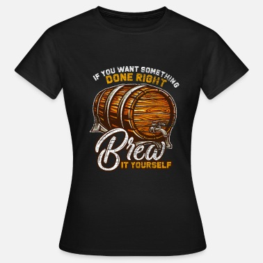 Beer Keg Beer beer keg - Women's T-Shirt