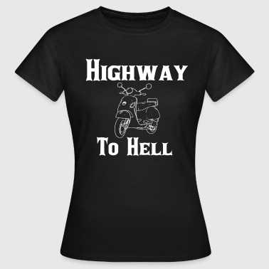 Highway To Hell - Vrouwen T-shirt