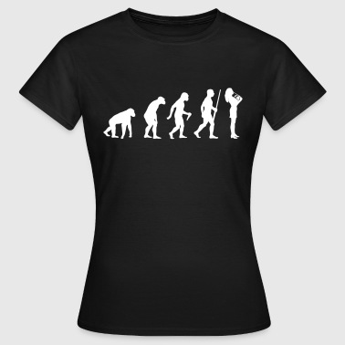 French Horn Evolution - Frauen T-Shirt