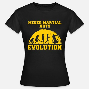 Grappling MMA Evolution Grappling - Frauen T-Shirt