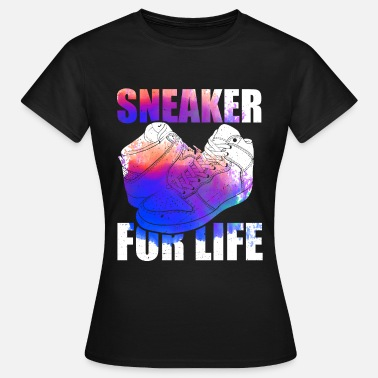 Sneakers Sneakers shoes sports gift - Women's T-Shirt