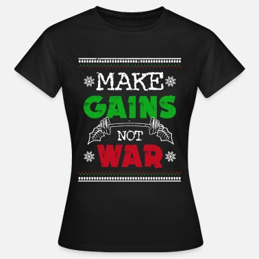 Winter War Christmas war weight - Women's T-Shirt