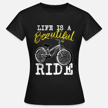 Ride Bike Bonanza bike bike ride bike ride - Women's T-Shirt
