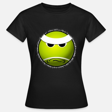 Funny Tennis Mad tennis - Women's T-Shirt