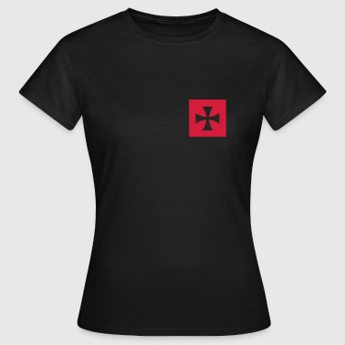 Malta Cross Malta Knights - Women's T-Shirt