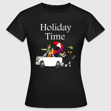 Holiday - Vrouwen T-shirt
