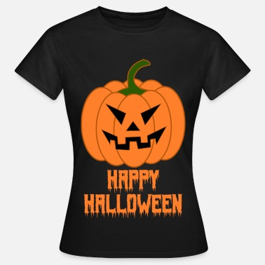 Pumps Glad Halloween pumpa pumpa pumpa - T-shirt dam