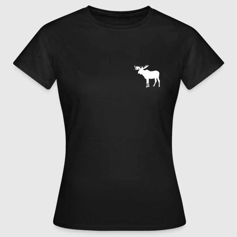 Moose - Women's T-Shirt