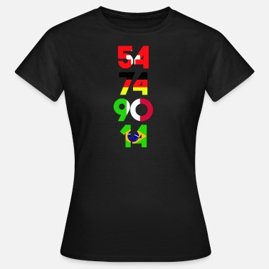 Germany is world champion - 54 74 90 14 - Women's T-Shirt