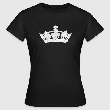 Crusader Kings Crown Medieval King - Women's T-Shirt